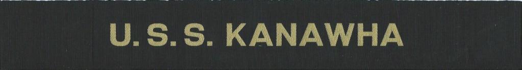 U.S. Navy Cap Taillies - Rubans Légendés Uss_ka10