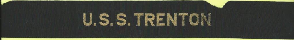 U.S. Navy Cap Taillies - Rubans Légendés Uss_tr10