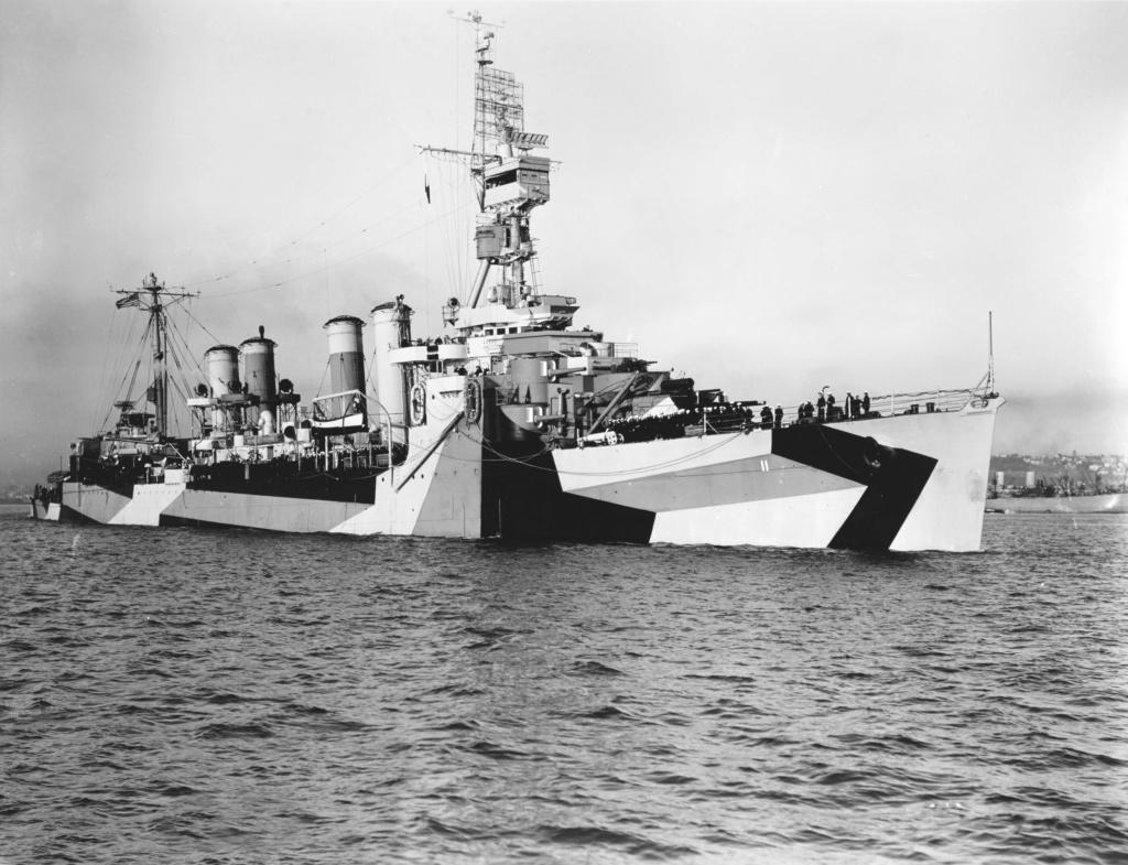 U.S. Navy Cap Taillies - Rubans Légendés Uss_tr11