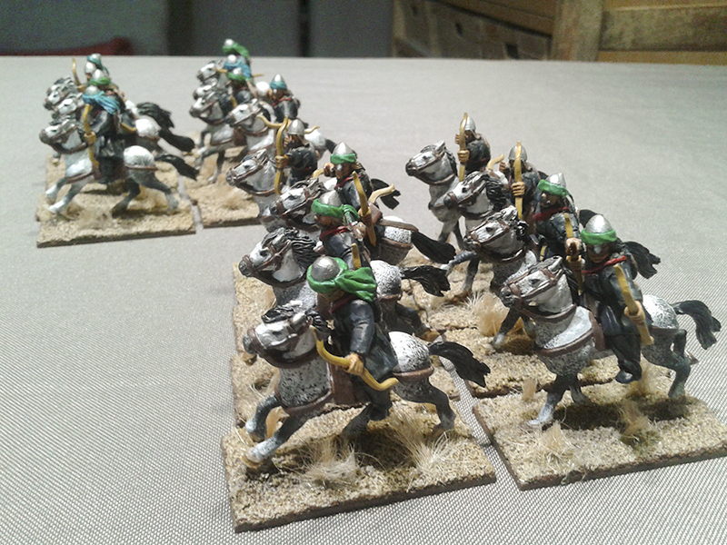 Cavaliers Orientaux A0211