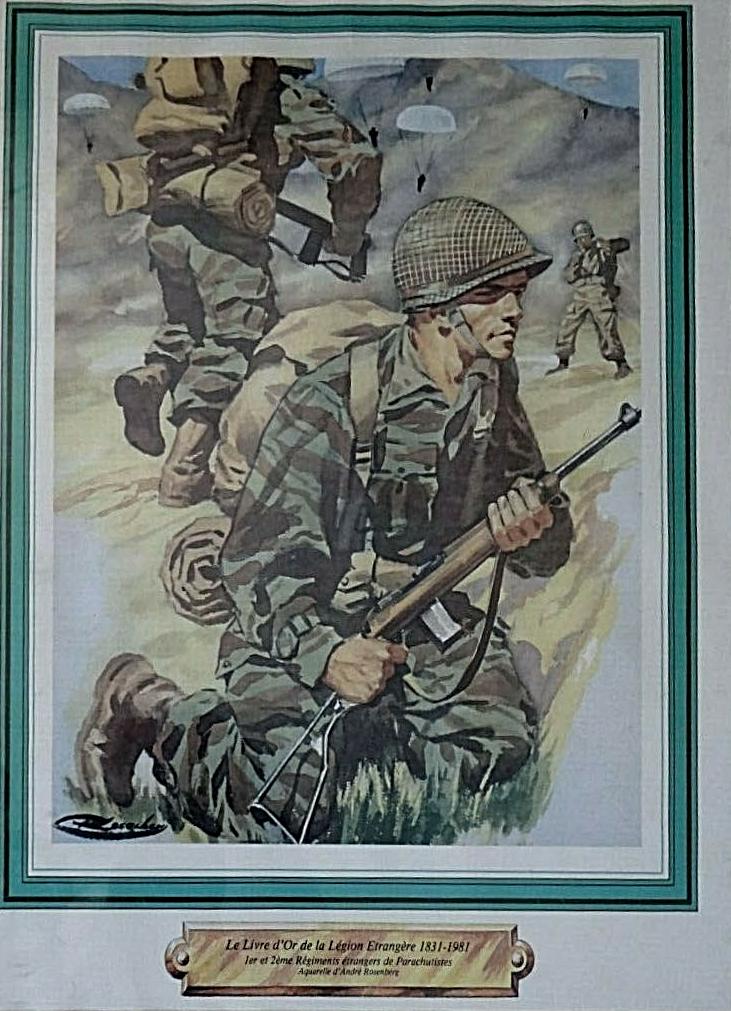 Planches uniformes Armée Française.... 0212