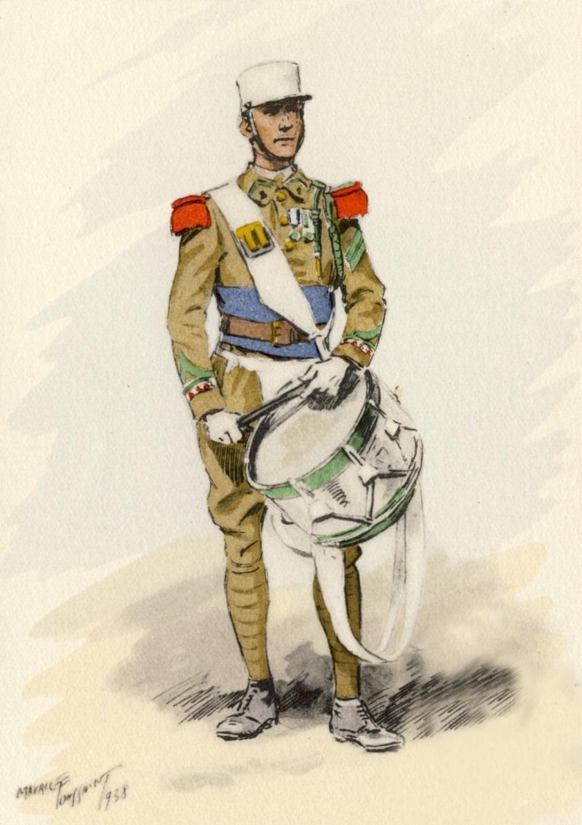 Planches uniformes Armée Française.... 10953010
