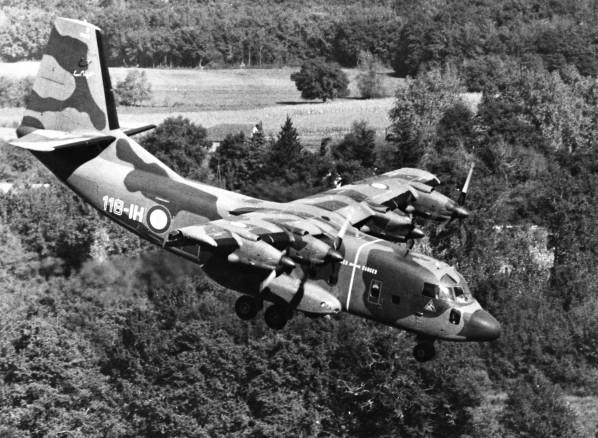 Breguet 940/941 : l'invention de l'ADAC . 118-ih11