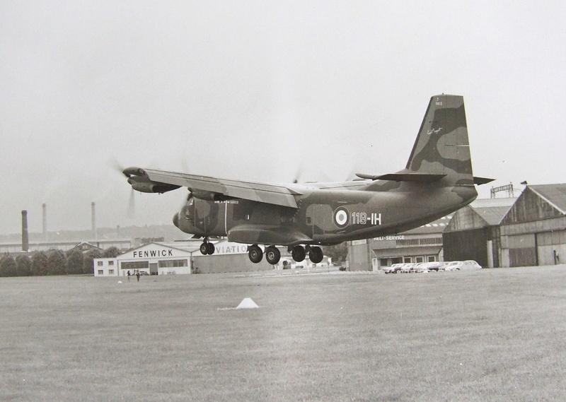 Breguet 940/941 : l'invention de l'ADAC . 118-ih12