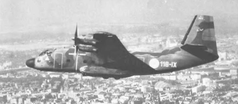 Breguet 940/941 : l'invention de l'ADAC . 118-ix10