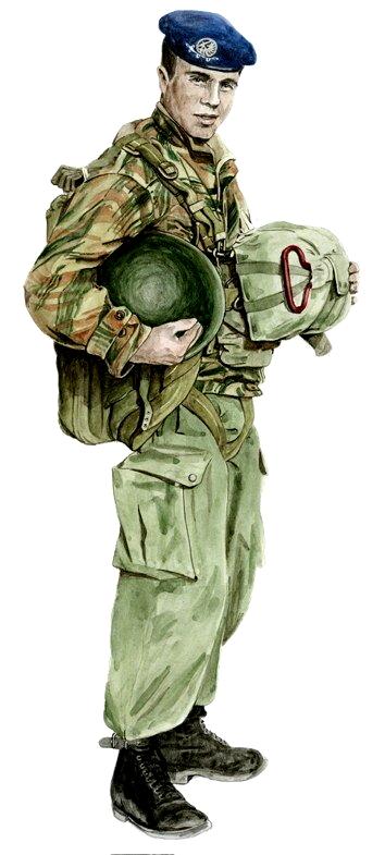 L'histoire des Hussards Parachutistes . 24011810