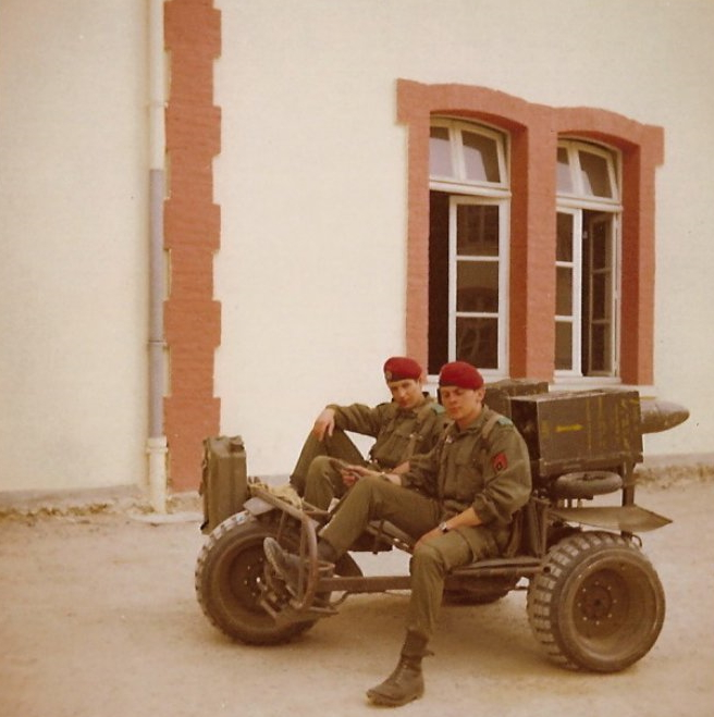 AS 24 tricycle Belge Para-commando . 28313810