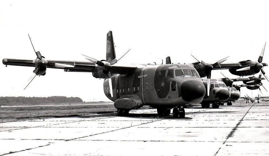 Breguet 940/941 : l'invention de l'ADAC . 49121010
