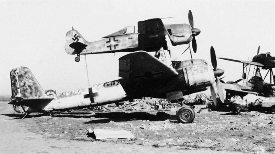 Junkers Mistel . 54410