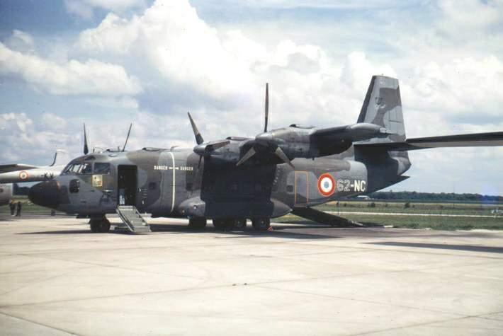 Breguet 940/941 : l'invention de l'ADAC . 62-nc10
