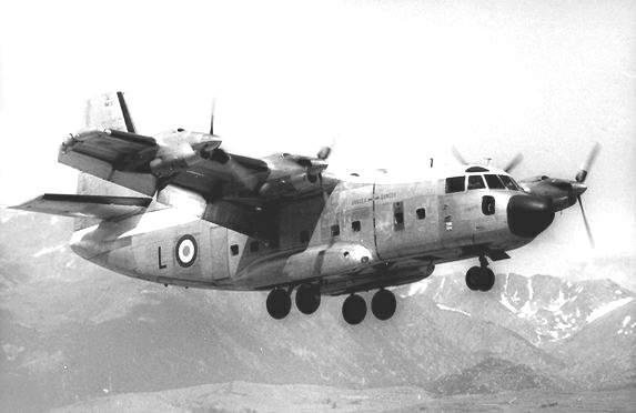 Breguet 940/941 : l'invention de l'ADAC . 941_0110