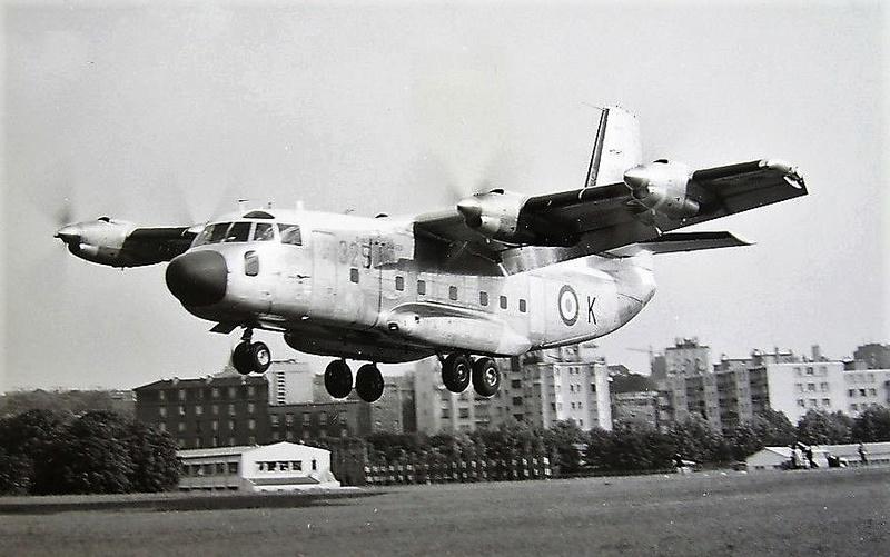 Breguet 940/941 : l'invention de l'ADAC . 941_s10