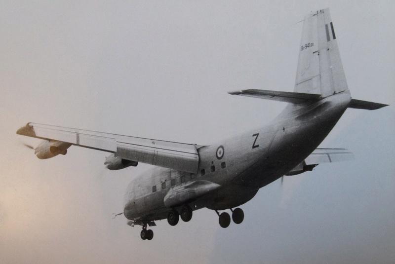 Breguet 940/941 : l'invention de l'ADAC . 941s1010