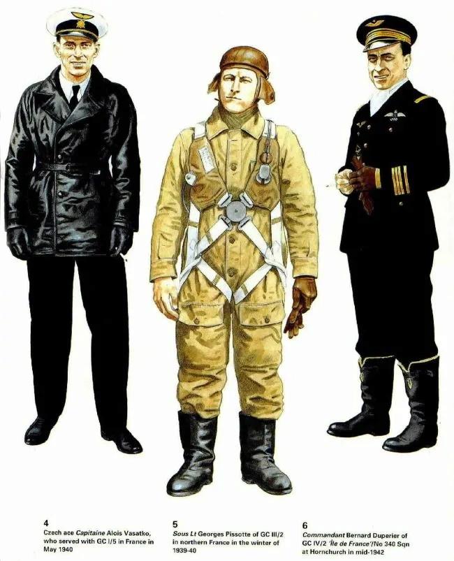 Planches uniformes Armée Française.... Armee_23