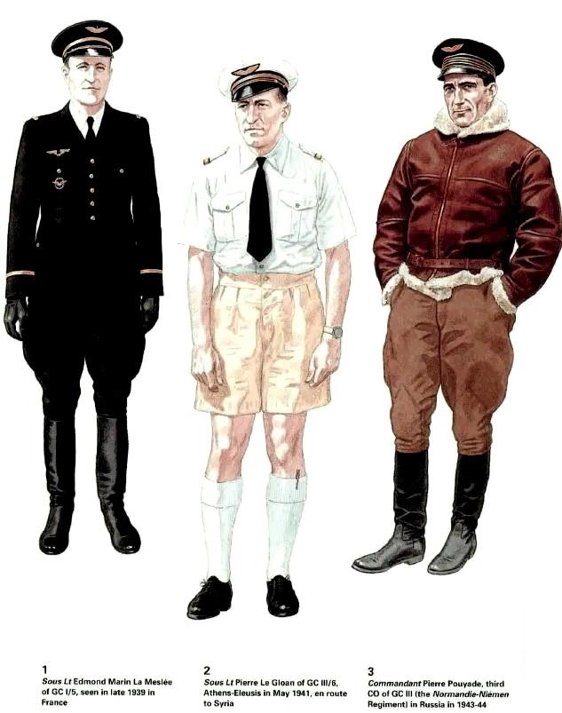 Planches uniformes Armée Française.... Armee_24