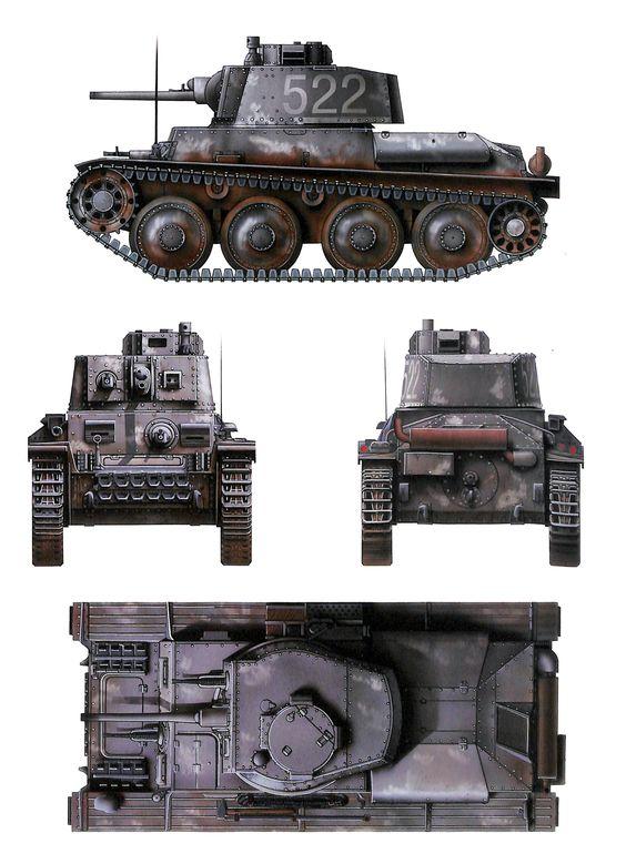 panzer 38(T) Ausf_g10