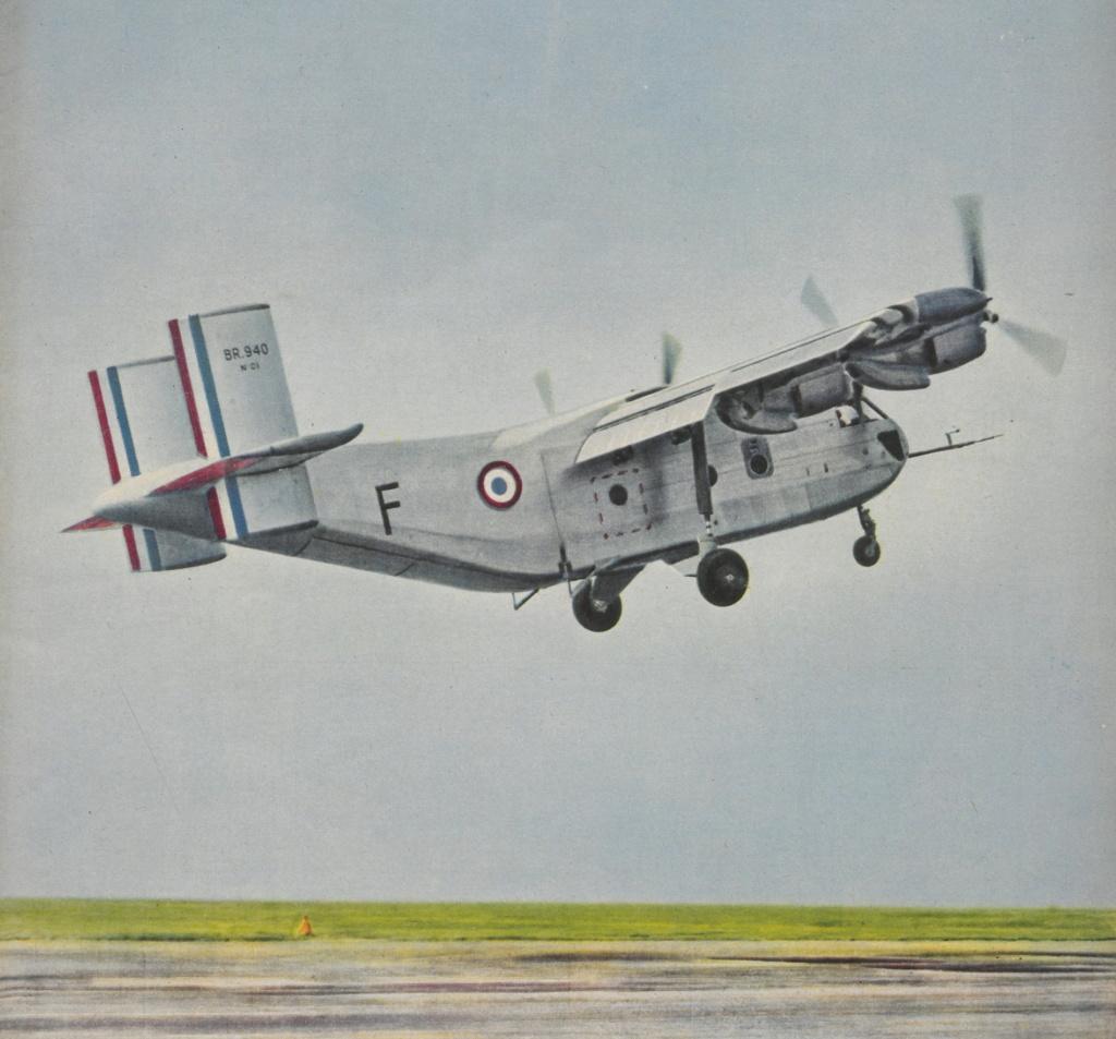Breguet 940/941 : l'invention de l'ADAC . Aviati20