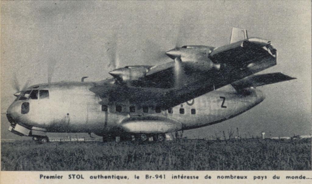 Breguet 940/941 : l'invention de l'ADAC . Aviati24