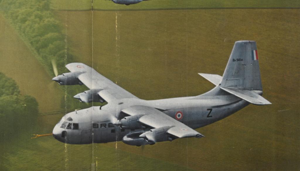 Breguet 940/941 : l'invention de l'ADAC . Aviati25