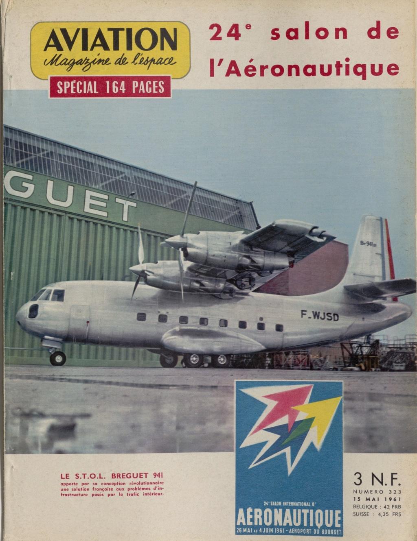Breguet 940/941 : l'invention de l'ADAC . Aviati27