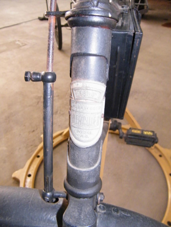Vélo Truppenfahrrad Wehrmacht Adlerwerke AG . Bicycl11