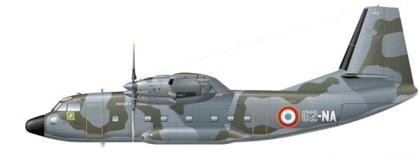 Breguet 940/941 : l'invention de l'ADAC . Bregue10