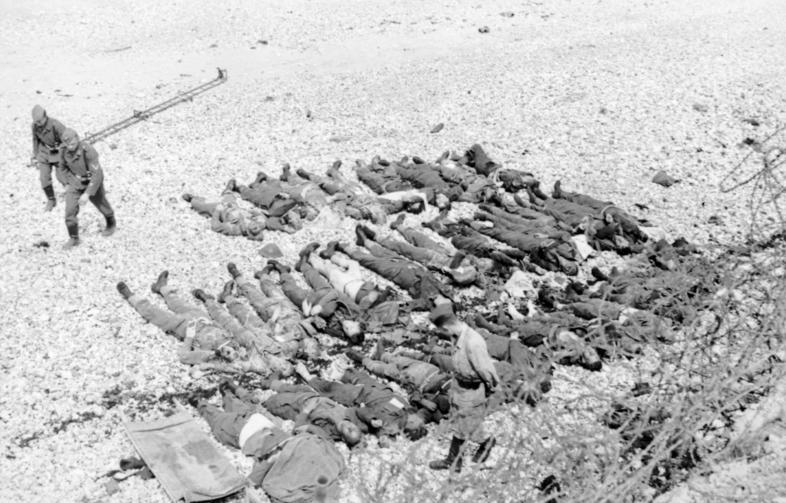 Opération. Jubilee - deux divisions Canadiennes a l'assaut de Dieppe  Bundes10