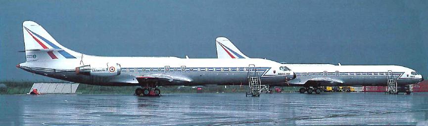 Sud-Est SE.210 Caravelle . Ca10