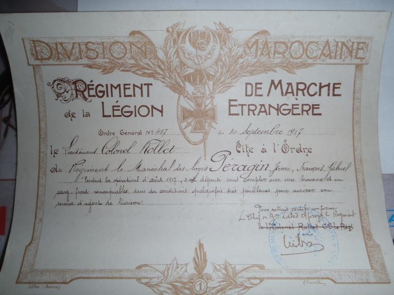 Général ROLLET : Le Père Légion . Citati10