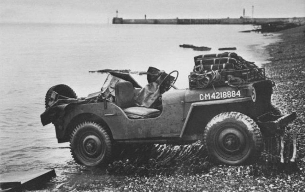 Opération. Jubilee - deux divisions Canadiennes a l'assaut de Dieppe  Dieppe10