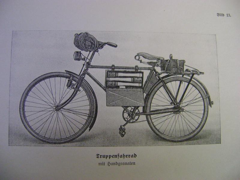 Vélo Truppenfahrrad Wehrmacht Adlerwerke AG . Dsc03610