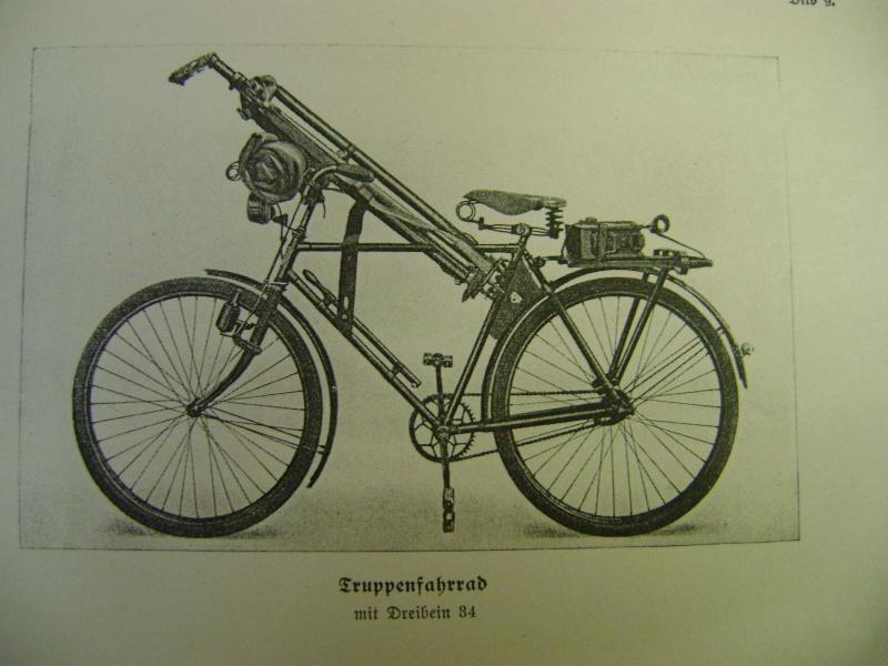 Vélo Truppenfahrrad Wehrmacht Adlerwerke AG . Dsc03612