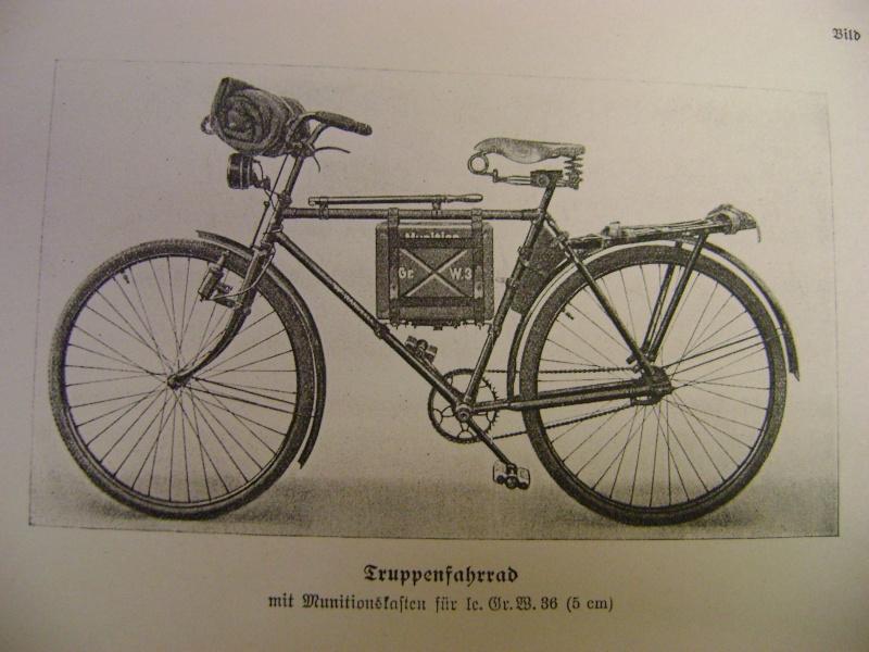 Vélo Truppenfahrrad Wehrmacht Adlerwerke AG . Dsc03615