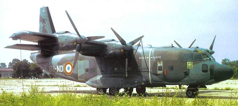 Breguet 940/941 : l'invention de l'ADAC . Et_3-610
