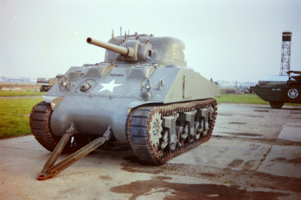 Le sherman M4 Expo_b10