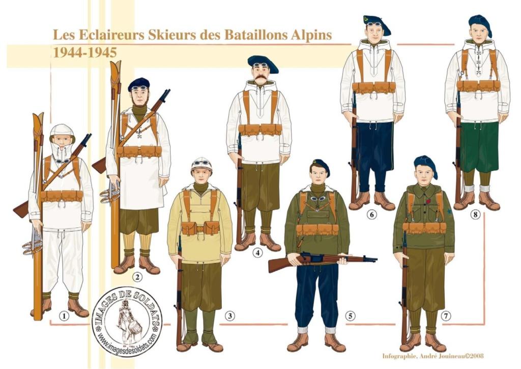 Planches uniformes Armée Française.... Imperi10