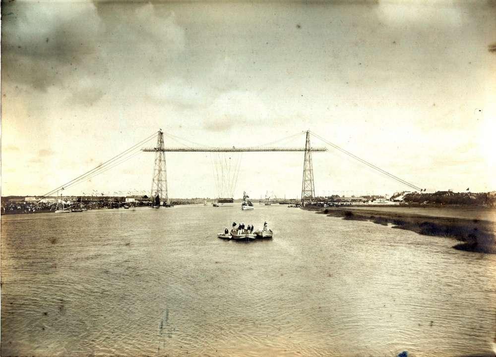 Pont-transbordeur Inaugu10