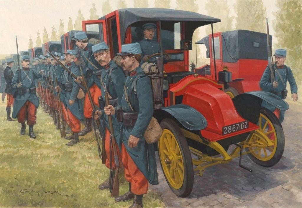 Planches uniformes Armée Française.... - Page 4 Inf_1910