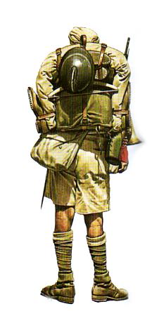 Planches uniformes Armée Française.... - Page 4 Inf_co12