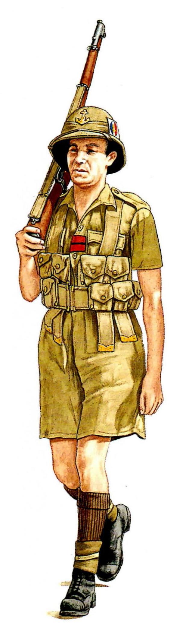 Planches uniformes Armée Française.... - Page 4 Inf_co24