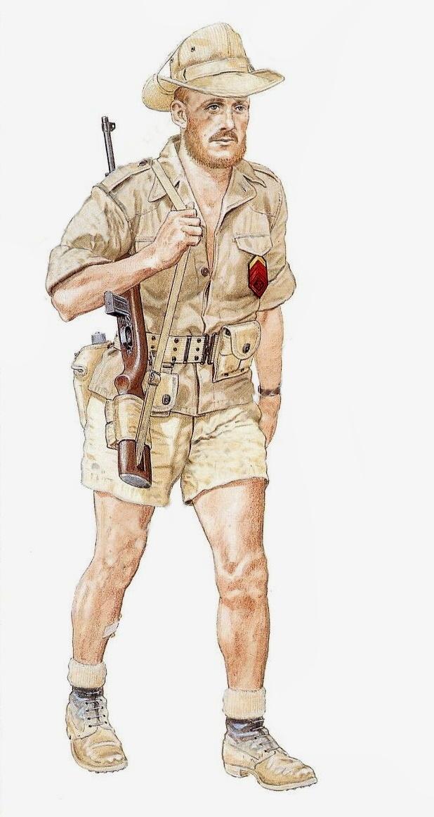 Planches uniformes Armée Française.... - Page 4 Inf_co25