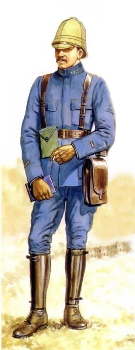 Planches uniformes Armée Française.... - Page 4 Infant52