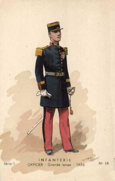 Planches uniformes Armée Française.... - Page 4 Infant59