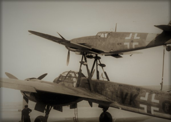 Junkers Mistel . Jkh10