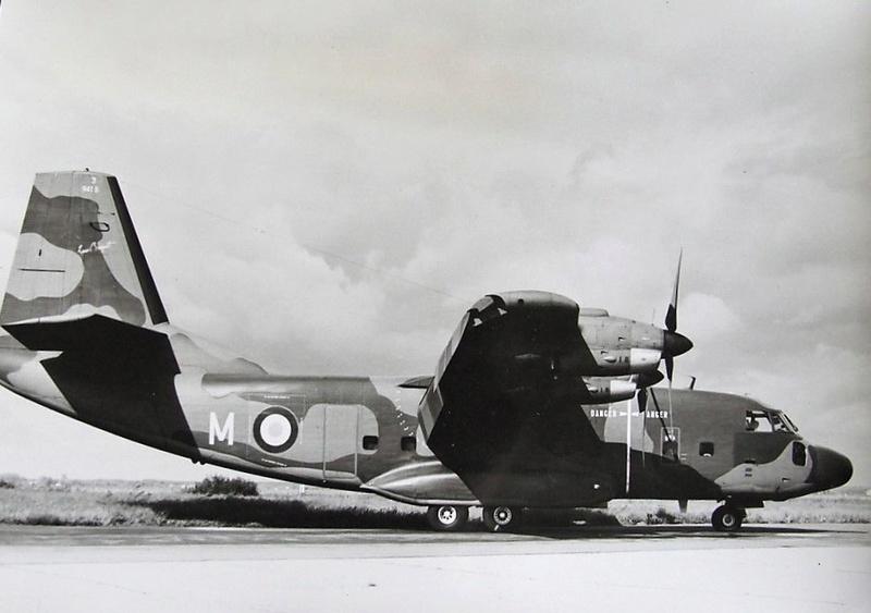 Breguet 940/941 : l'invention de l'ADAC . M10