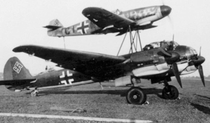 Junkers Mistel . Mistel10