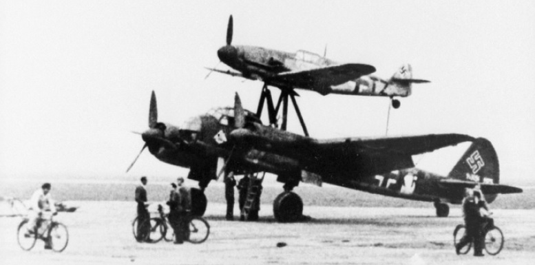 Junkers Mistel . Mistel12