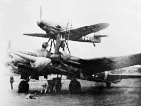 Junkers Mistel . Mistel14