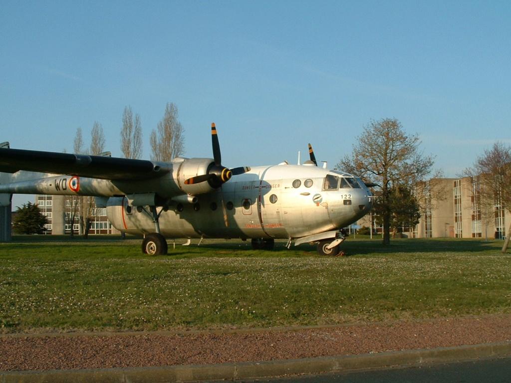 """L""""avion de légende : Le Nord Atlas  Nord_215"""