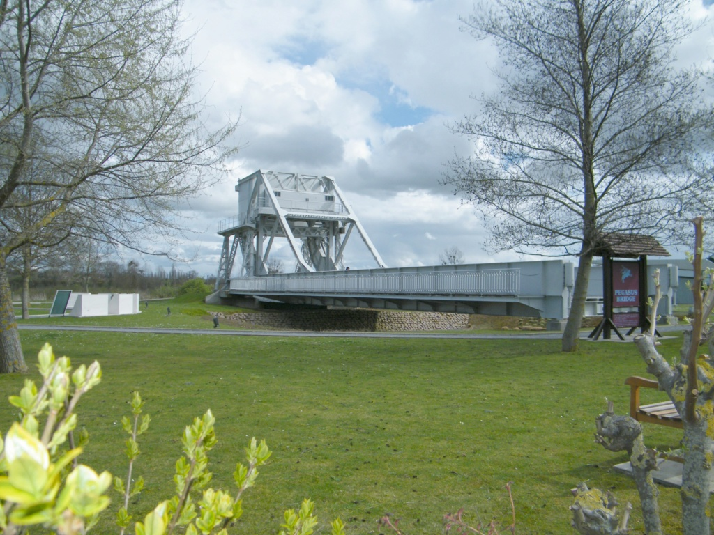 "The ""Pégasus Bridge"" Pegasu14"